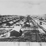 Camp de transit de Gurs France en 1940-41. Photo #03100 USHMM