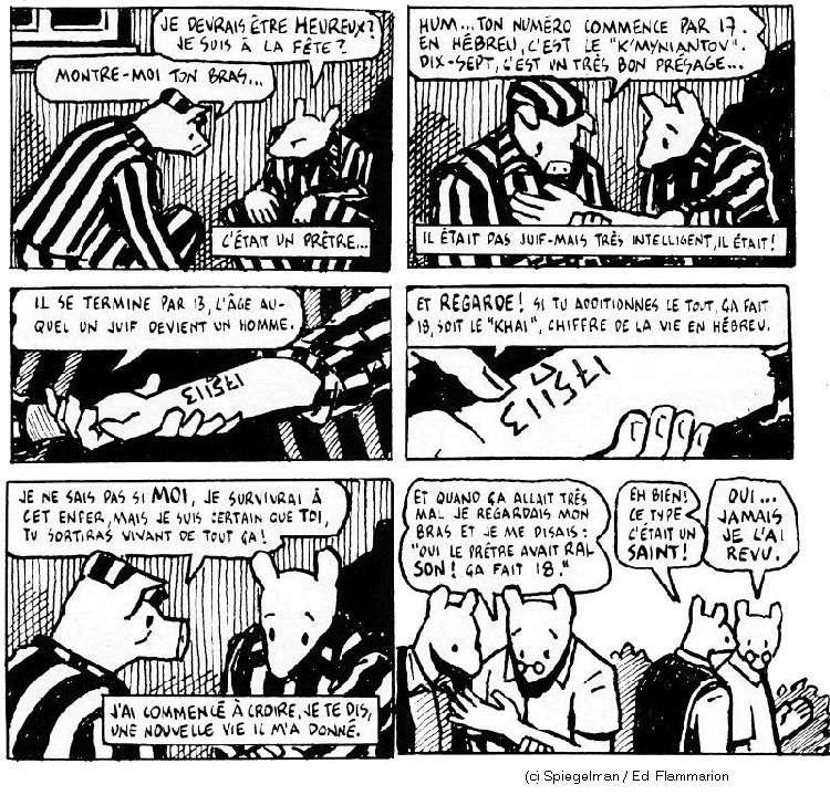 maus analysis Character analysis for maus by art speigleman essay character list- round or flat art spiegelman- r  art spiegelman is the author and narrator of maus , and also one of the story's main characters.