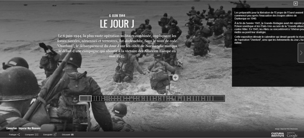 Imperial War Museums: Le Jour J