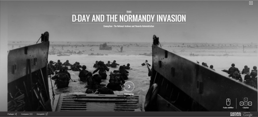 The National Archives and Records Administration: Le Jour J et l'invasion de la Normandie